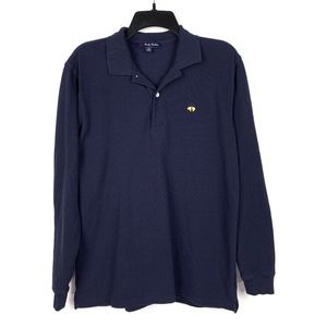 Brooks Brothers Boys XL Polo Shirt Long Sleeve